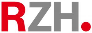 Logo RZH Rechenzentrum für Heilberufe
